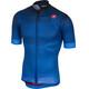Castelli Flusso Koszulka kolarska, krótki rękaw Mężczyźni niebieski